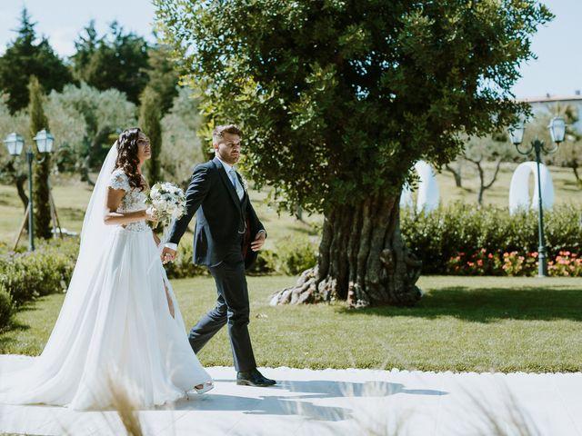 Il matrimonio di Matteo e Serena a Vasto, Chieti 1