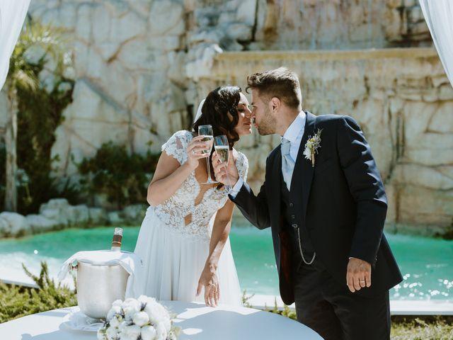 Il matrimonio di Matteo e Serena a Vasto, Chieti 2