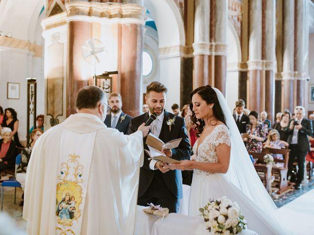 Il matrimonio di Matteo e Serena a Vasto, Chieti 11