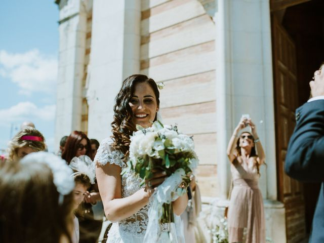 Il matrimonio di Matteo e Serena a Vasto, Chieti 15
