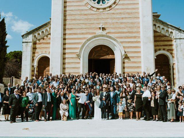 Il matrimonio di Matteo e Serena a Vasto, Chieti 16