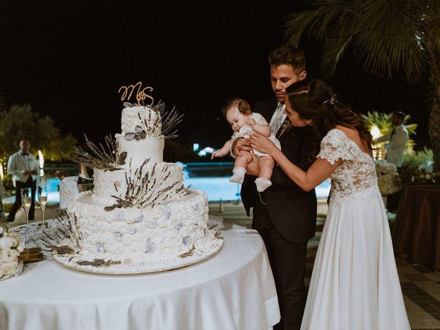 Il matrimonio di Matteo e Serena a Vasto, Chieti 25
