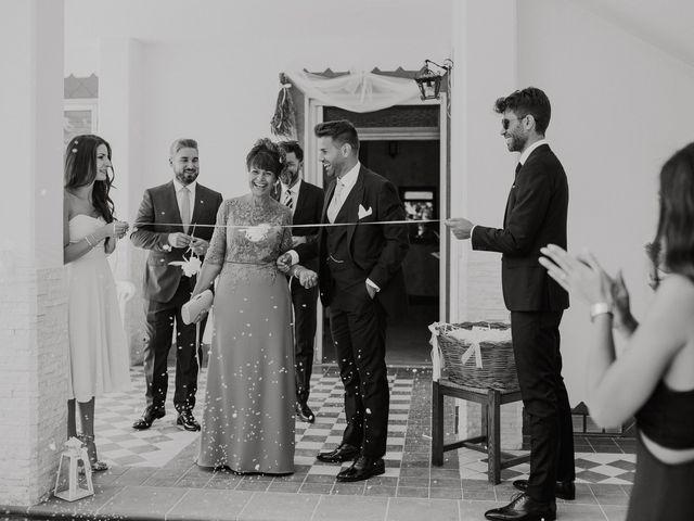 Il matrimonio di Matteo e Serena a Vasto, Chieti 53