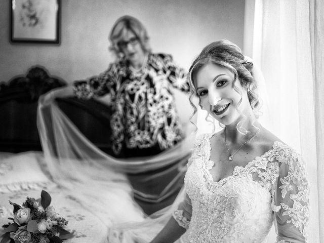 Il matrimonio di Luca e Jenny a Mapello, Bergamo 8