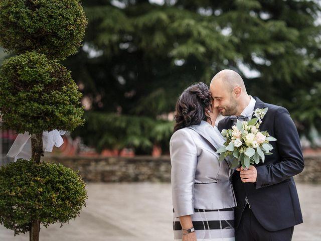 Il matrimonio di Luca e Jenny a Mapello, Bergamo 9
