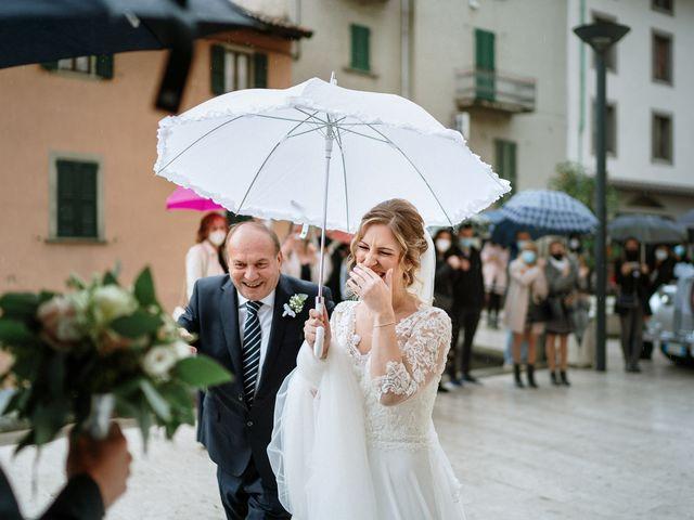 Il matrimonio di Luca e Jenny a Mapello, Bergamo 12