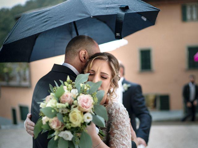 Il matrimonio di Luca e Jenny a Mapello, Bergamo 13