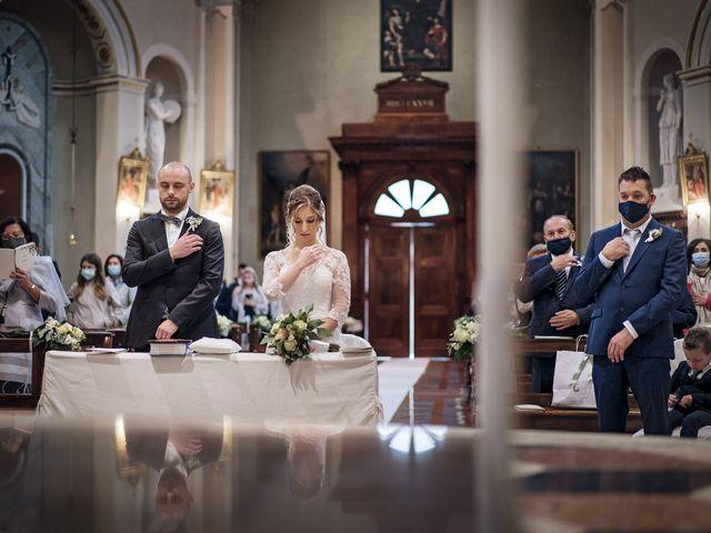 Il matrimonio di Luca e Jenny a Mapello, Bergamo 18