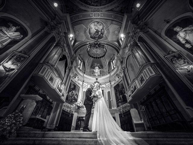 Il matrimonio di Luca e Jenny a Mapello, Bergamo 19