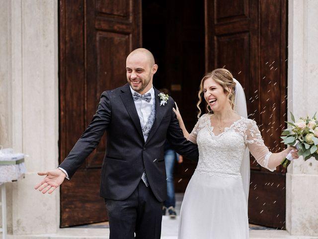Il matrimonio di Luca e Jenny a Mapello, Bergamo 20