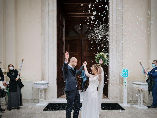 Il matrimonio di Luca e Jenny a Mapello, Bergamo 21