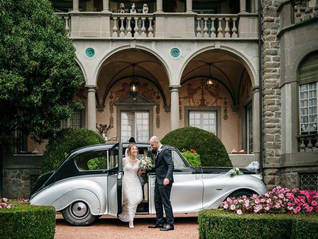 Il matrimonio di Luca e Jenny a Mapello, Bergamo 22