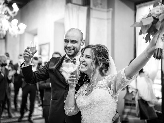 Il matrimonio di Luca e Jenny a Mapello, Bergamo 23