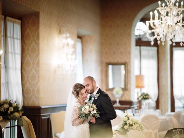 Il matrimonio di Luca e Jenny a Mapello, Bergamo 25