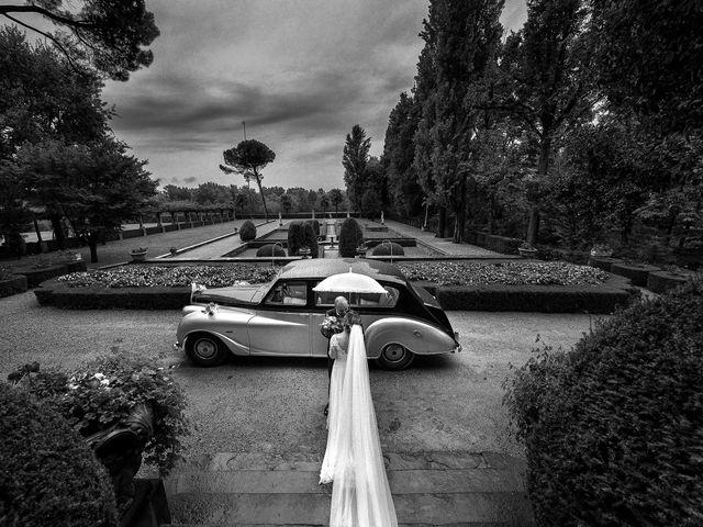 Il matrimonio di Luca e Jenny a Mapello, Bergamo 27