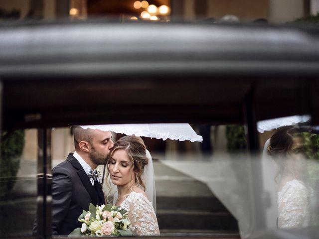 Il matrimonio di Luca e Jenny a Mapello, Bergamo 28