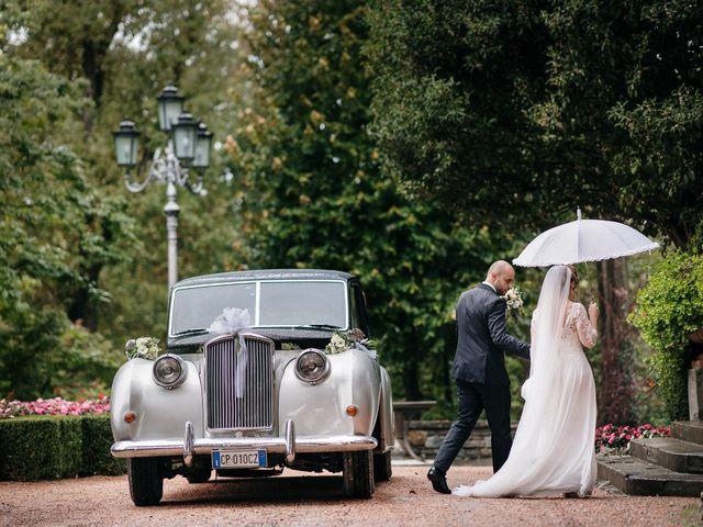 Il matrimonio di Luca e Jenny a Mapello, Bergamo 29