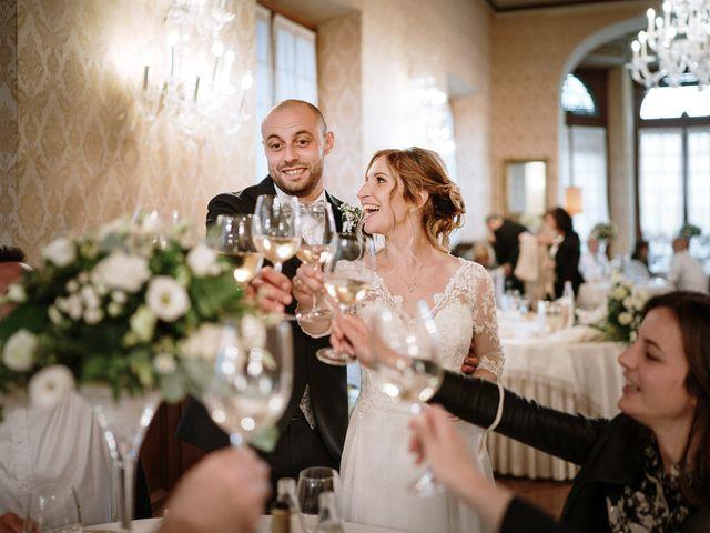 Il matrimonio di Luca e Jenny a Mapello, Bergamo 30
