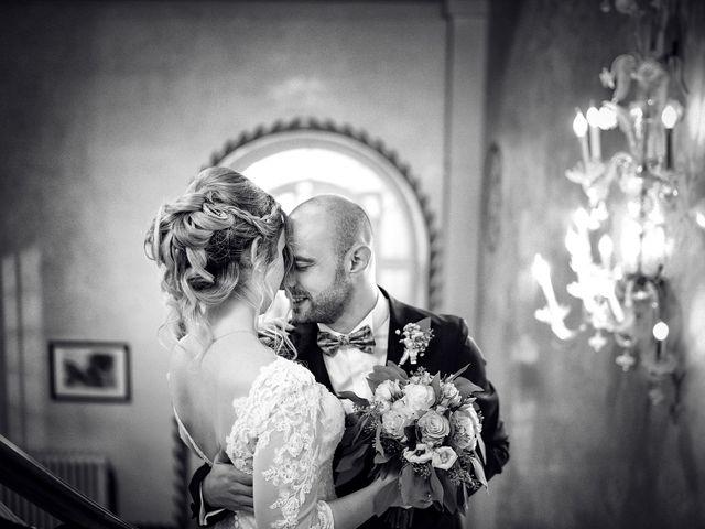 Il matrimonio di Luca e Jenny a Mapello, Bergamo 32