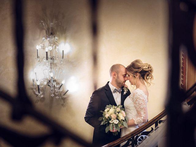 Il matrimonio di Luca e Jenny a Mapello, Bergamo 33