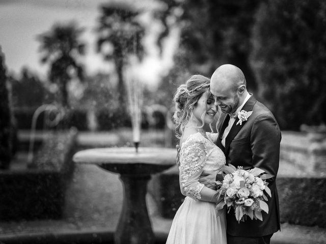 Il matrimonio di Luca e Jenny a Mapello, Bergamo 37