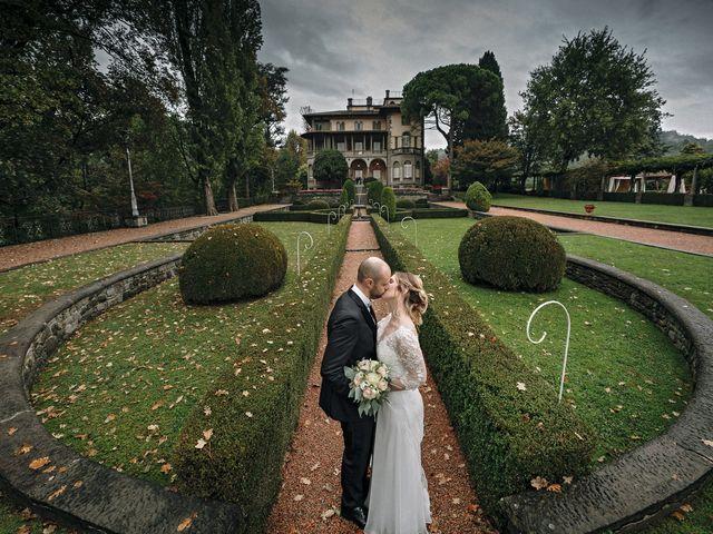 Il matrimonio di Luca e Jenny a Mapello, Bergamo 38