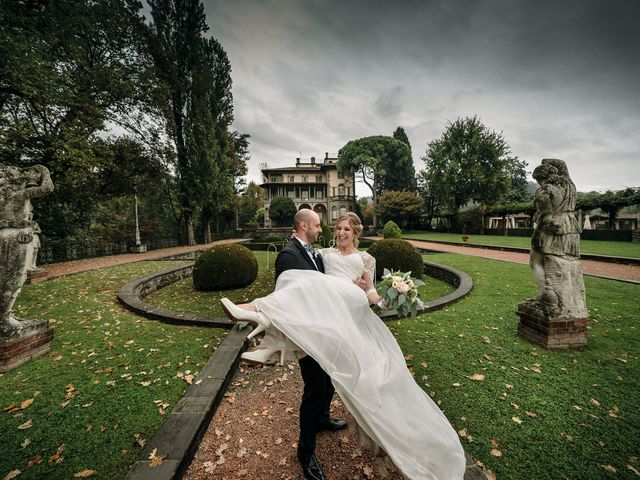 Il matrimonio di Luca e Jenny a Mapello, Bergamo 39