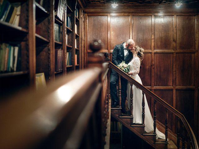Il matrimonio di Luca e Jenny a Mapello, Bergamo 43
