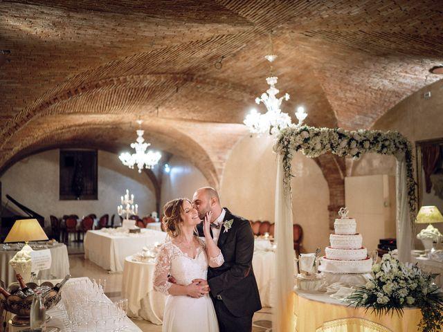 Il matrimonio di Luca e Jenny a Mapello, Bergamo 46