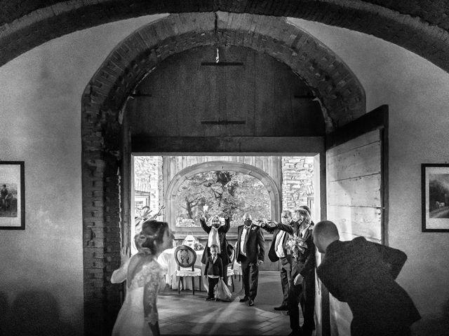 Il matrimonio di Luca e Jenny a Mapello, Bergamo 47