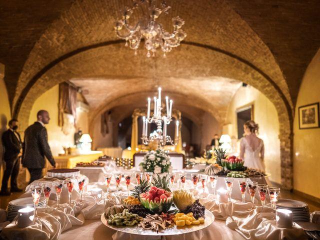 Il matrimonio di Luca e Jenny a Mapello, Bergamo 48