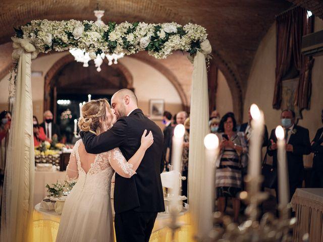 Il matrimonio di Luca e Jenny a Mapello, Bergamo 50