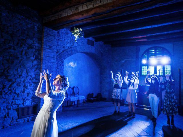 Il matrimonio di Luca e Jenny a Mapello, Bergamo 54