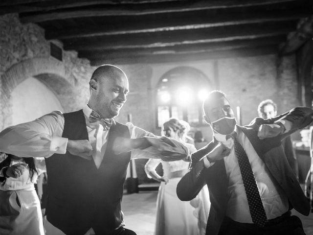 Il matrimonio di Luca e Jenny a Mapello, Bergamo 62