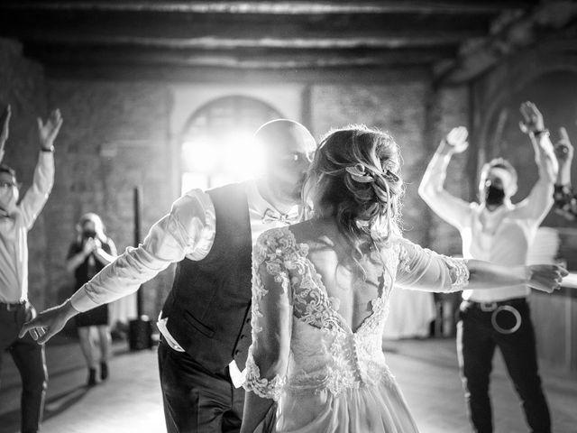 Il matrimonio di Luca e Jenny a Mapello, Bergamo 64