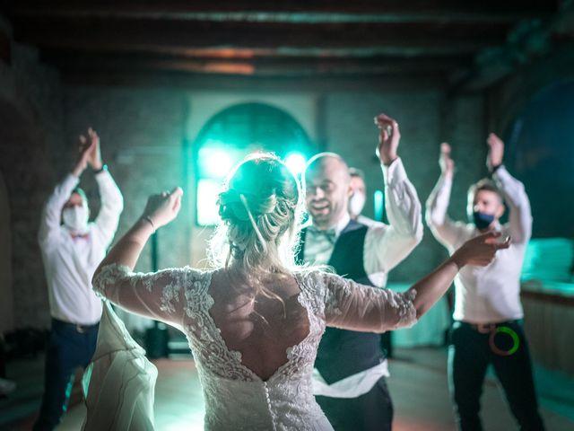 Il matrimonio di Luca e Jenny a Mapello, Bergamo 65