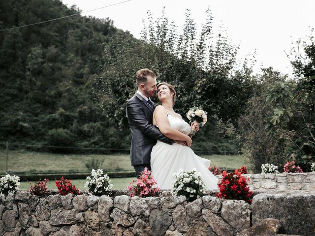 Le nozze di Michelle e Massimo
