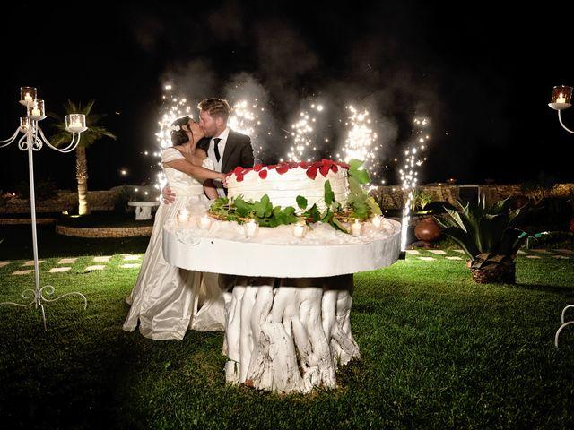 Il matrimonio di Katia e Giuseppe a Modugno, Bari 77