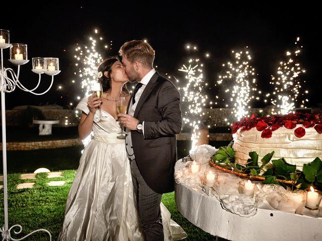 Il matrimonio di Katia e Giuseppe a Modugno, Bari 78