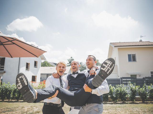 Il matrimonio di Leandro e Tiziana a Villanova d'Asti, Asti 7