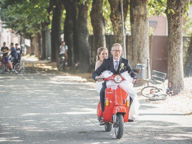 Il matrimonio di Leandro e Tiziana a Villanova d'Asti, Asti 15