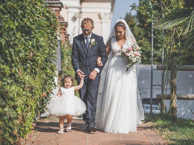 Il matrimonio di Leandro e Tiziana a Villanova d'Asti, Asti 16