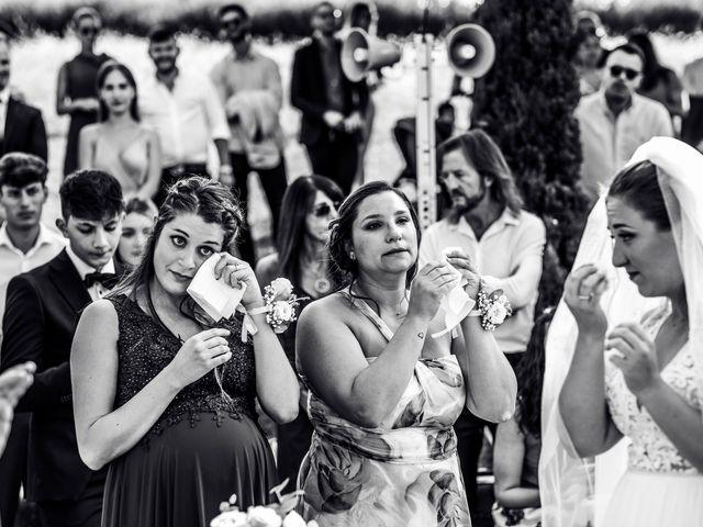 Il matrimonio di Leandro e Tiziana a Villanova d'Asti, Asti 17