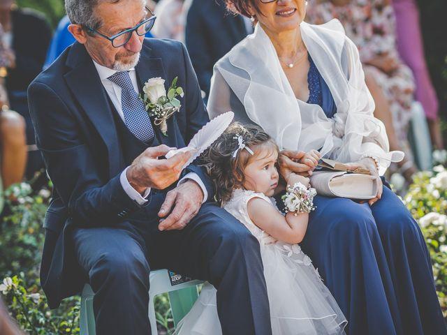 Il matrimonio di Leandro e Tiziana a Villanova d'Asti, Asti 19