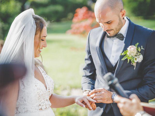Il matrimonio di Leandro e Tiziana a Villanova d'Asti, Asti 21