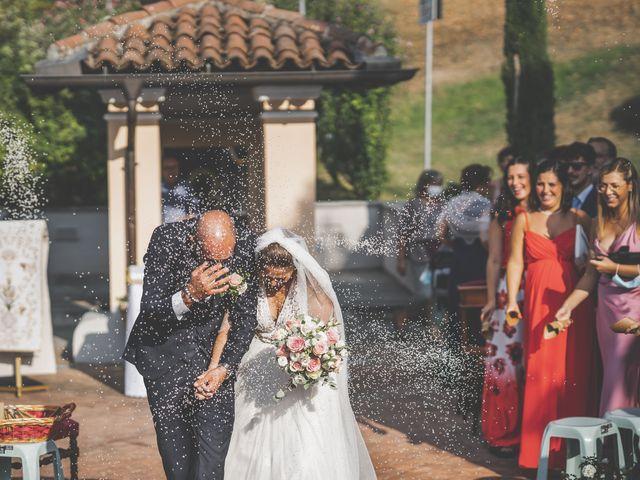 Il matrimonio di Leandro e Tiziana a Villanova d'Asti, Asti 23