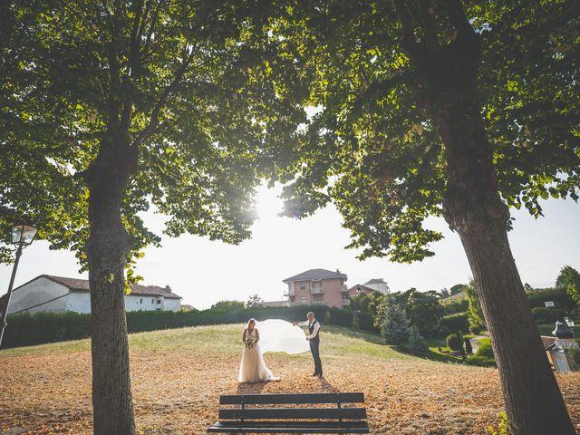 Il matrimonio di Leandro e Tiziana a Villanova d'Asti, Asti 24