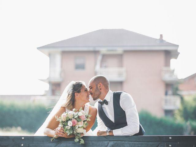 Il matrimonio di Leandro e Tiziana a Villanova d'Asti, Asti 25