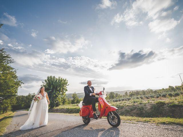 Il matrimonio di Leandro e Tiziana a Villanova d'Asti, Asti 26
