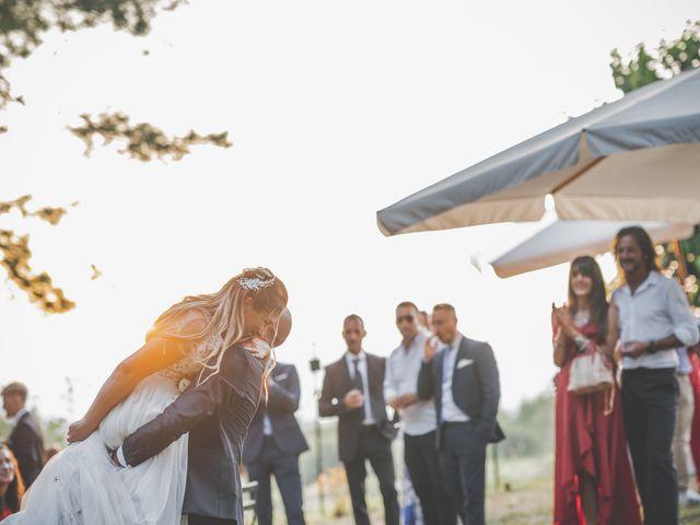 Il matrimonio di Leandro e Tiziana a Villanova d'Asti, Asti 33